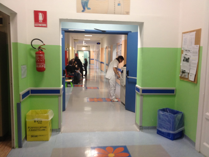 Novità: aggiornata pagina Centro di Cura di Parma