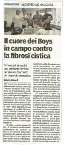 Boys Parma Donazione