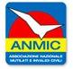 ANMIC Associazione Nazionale Mutilati e Invalidi Civili. Rappresenta e tutela in Italia gli interessi morali ed economici dell'intera categoria degli invalidi civili