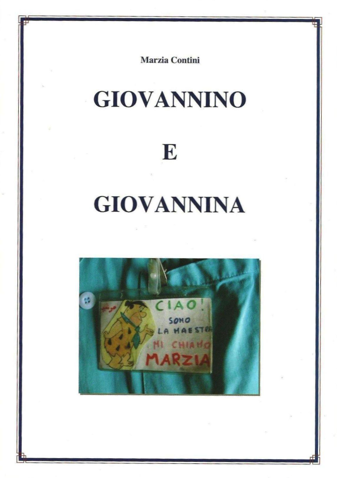 Giovannino e Giovannina – libro di Marzia Contini