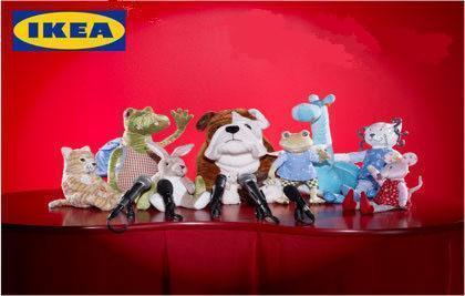 "Iniziativa VOB – Ikea ""Gift Twice"""