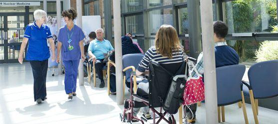 Esperienza al Royal Brompton Hospital