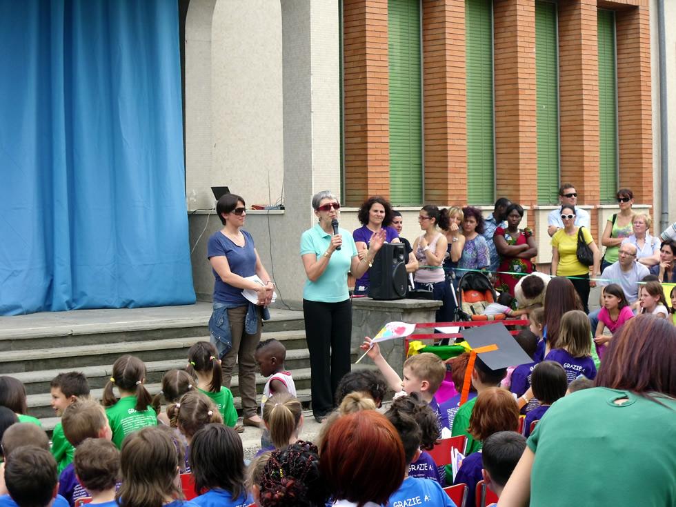 Festa benefica alla Scuola Materna di San Secondo Parmense
