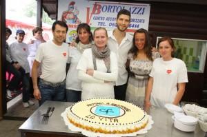 Festa Salvarano 2012 Torta