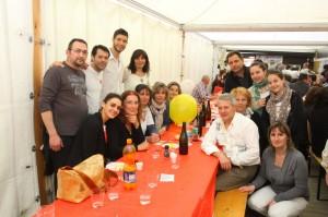 Festa Salvarano 2012 Tavola