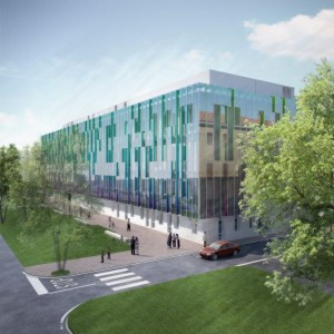 Nuovo Ospedale Bambini Parma