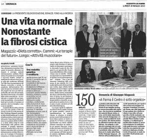 Gazzetta di Parma - 18/03/2013