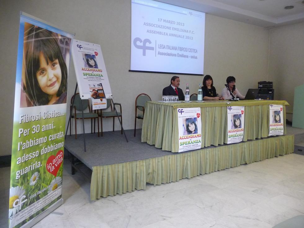 Assemblea annuale 2013: impegni, progetti, obiettivi