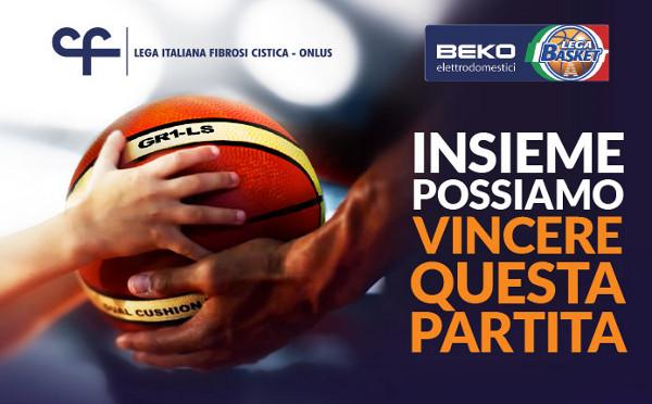 Basket For Fibrosi Cistica a Bologna il 7 aprile!