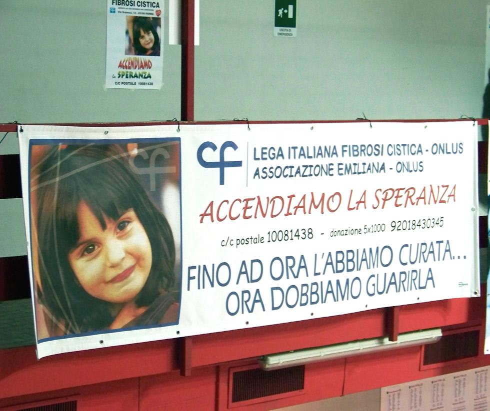 Splendida serata di basket e solidarietà a Piacenza