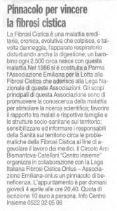 Articolo da Prima Pagina di Reggio Emilia