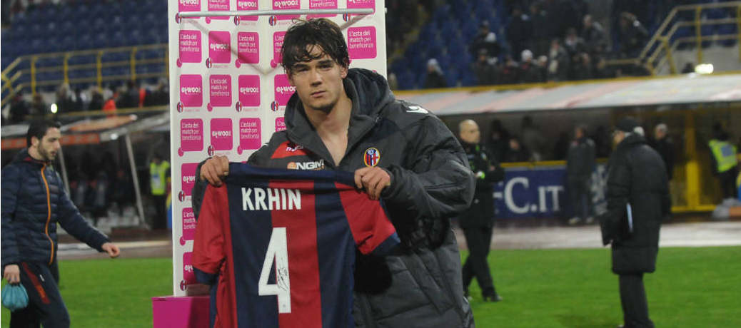 In asta la maglia del Bologna FC in favore della LIFC