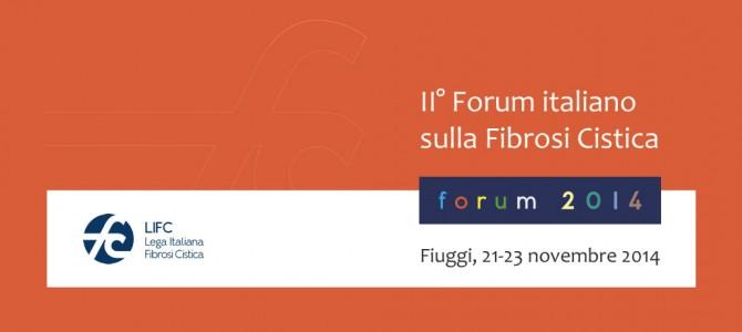 II° Forum Italiano sulla Fibrosi Cistica