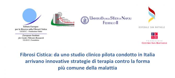 #Un passo in più – anche nella Ricerca clinica sulla mutazione delta F508