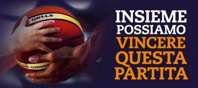 """Riparte """"Basket for FC"""" per donare #unrespiroinpiù ai pazienti con fibrosi cistica"""