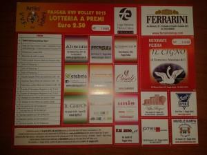 Lotteria VVF RE Volley