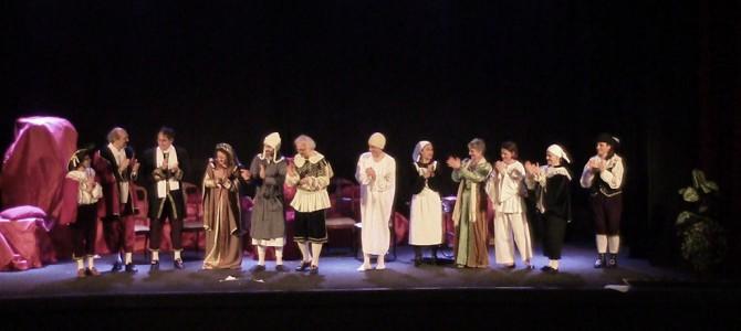 A Teatro per LIFC Emilia