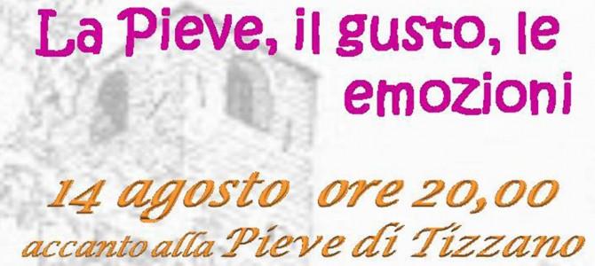 La Pieve, il Gusto, le emozioni… Serata solidale for LIFC