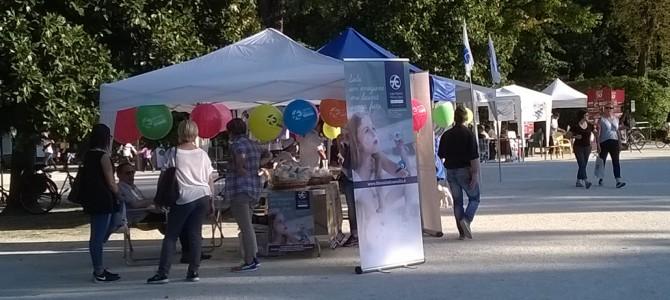 Pesca sportiva al Parco Ducale di Parma con LIFC EMILIA