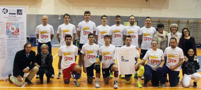 L'Opem Audax Volley Parma fa muro alla fibrosi cistica con LIFC Emilia