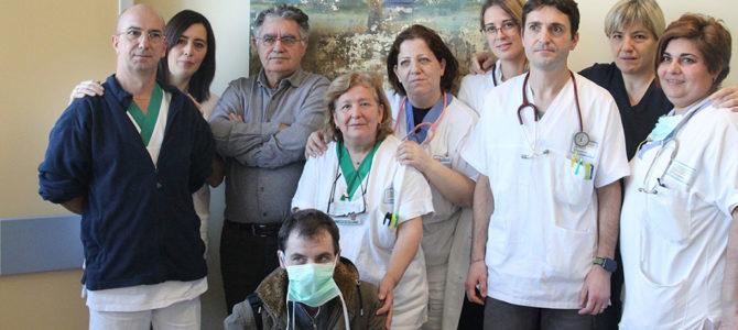 Un albero della vita  donato alla Clinica Pneumologica di Parma per ricordare Mauro