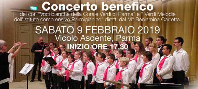 Corale Verdi (PR): LIFC Emilia coi cori delle voci bianche
