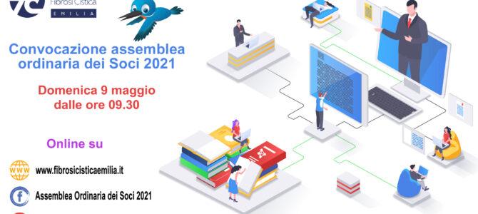 Assemblea ordinaria Soci 2021
